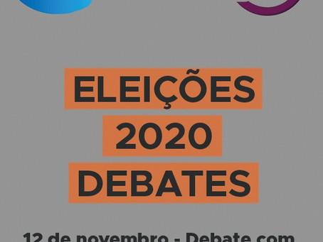 Cultura FM e Jornal Vitrine do Povo preparam debate final com candidatos à Prefeito