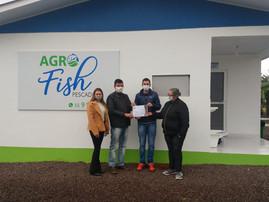 Agroindústria de peixes é primeira a receber certificado do SIM Municipal