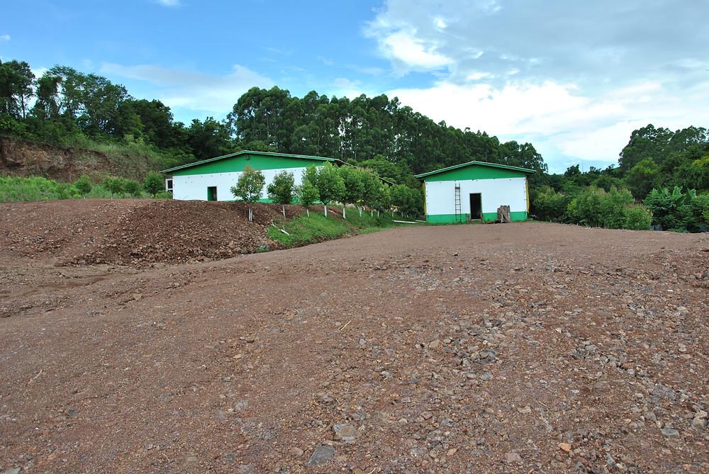 Obras de ampliação na propriedade de Aldoir Cauduro devem começar nos próximos dias