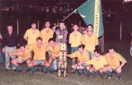 Histórias do Futebol: Do túnel do tempo à rivalidade entre Canarinho X Flor da Serra
