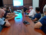 Prefeito reúne Secretários para planejar ações