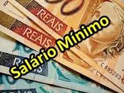 Governo propõe valor do salário mínimo para 2022