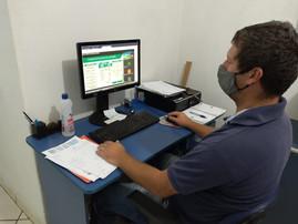 Emater de Palmitinho recebe capacitação para atuar no crédito fundiário