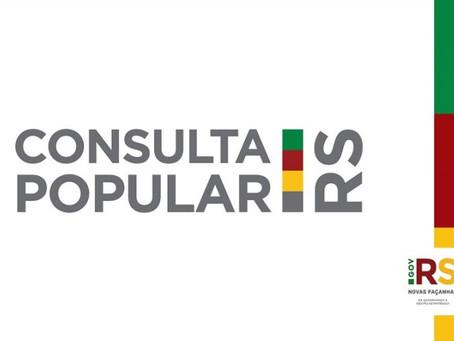Consulta Popular tem predomínio de projetos da área agrícola