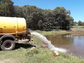 Falta de água atinge mais de 100 famílias em Palmitinho