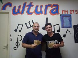 CULTURA FM distribui quase R$ 14 Mil em prêmios no game Cartola