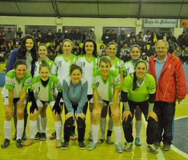 Futebol feminino ganha força em Palmitinho