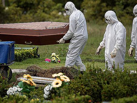 Mortes por covid-19 chegam ao menor nível desde maio, diz Fiocruz