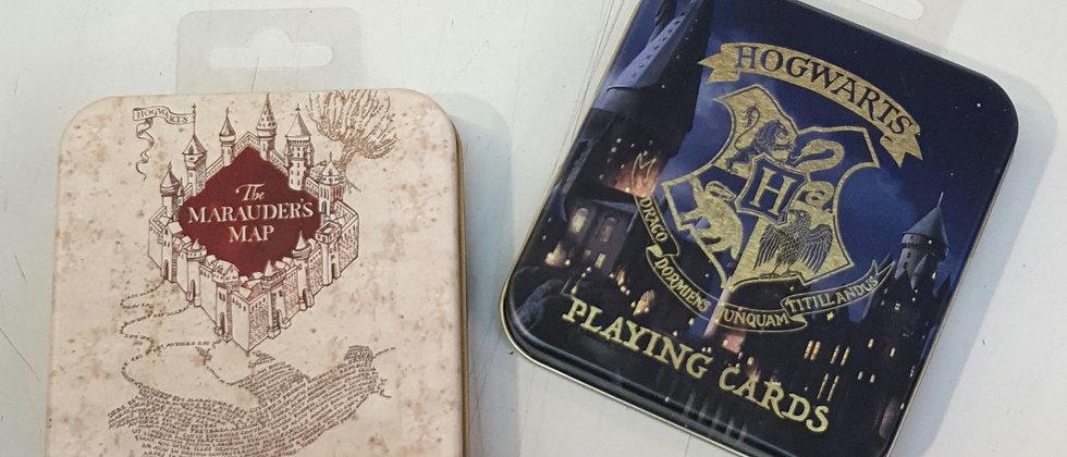 Carte da gioco, Harry Potter