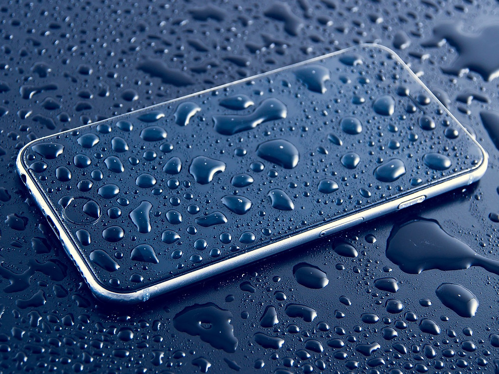 Water damaged iPhone - ComputerTek Repair Services in Wilkesboro, NC 28697