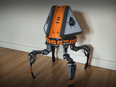 Apex Gamers Will Love This Robot