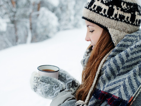 Warmth From a Cup Of Joe