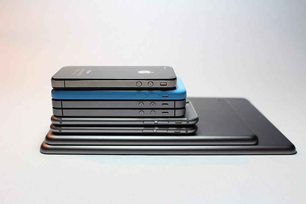 ComputerTek Repair Services - Stacked iPhone Repair Apple Devices - Wilkesboro, NC 28697