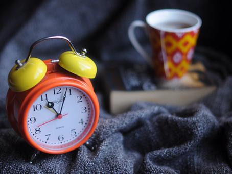 Infuriating Insomnia (or Why Can't I Sleep?)