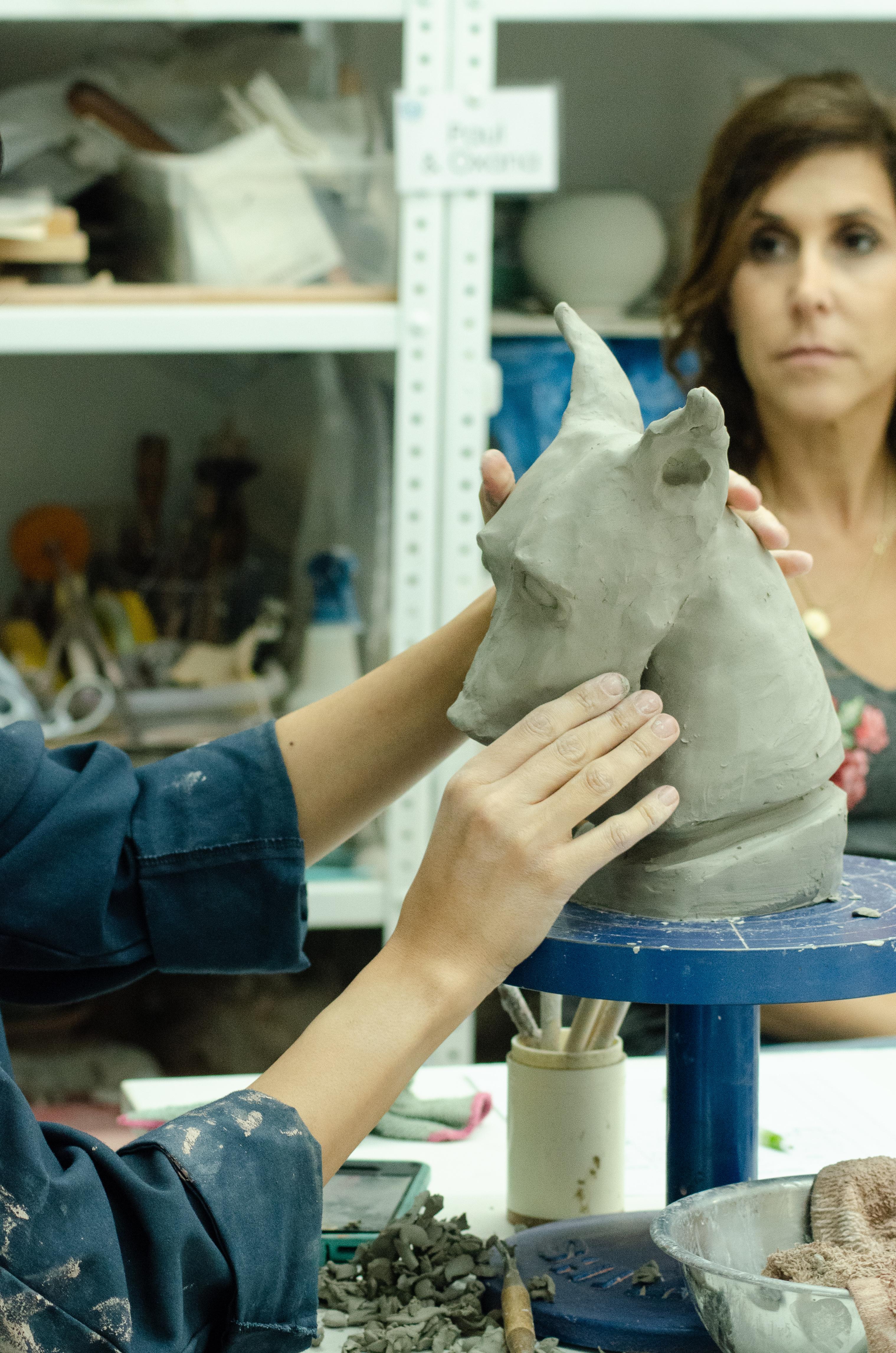 MIY Ceramic Artist