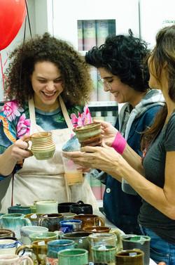 Pottery Studio Community Event
