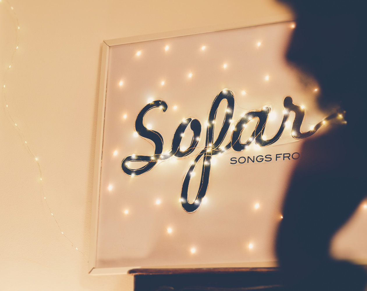 Foto evento sofar sound