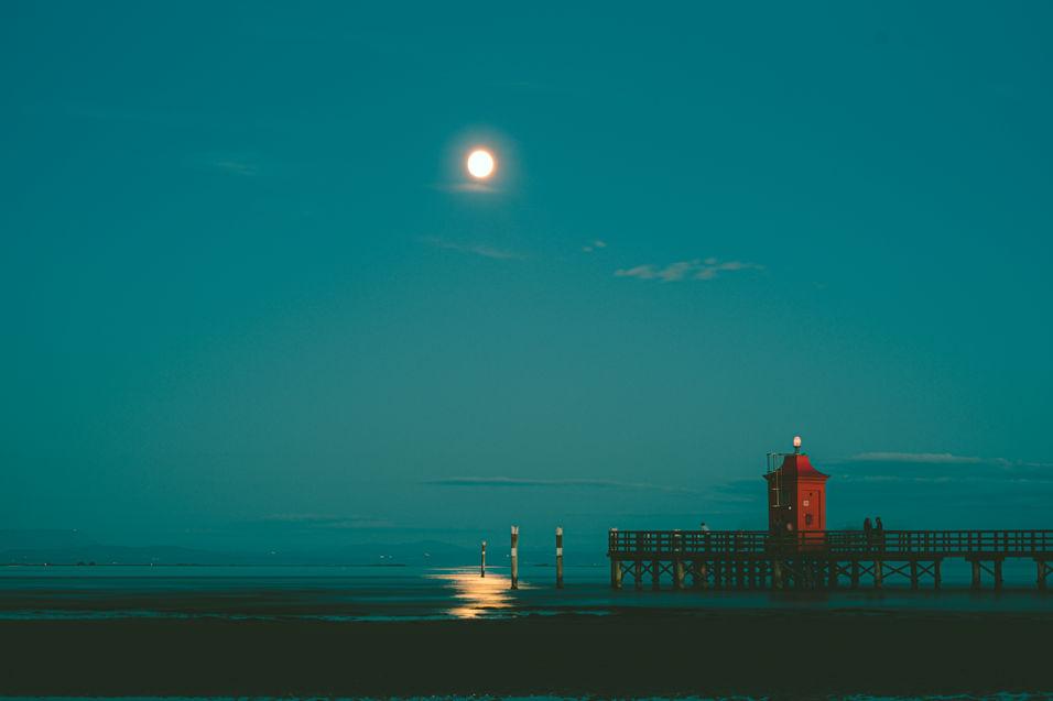lignano sabbiadoro chiaro di luna