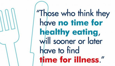 Food is the Cornerstone of Good Health