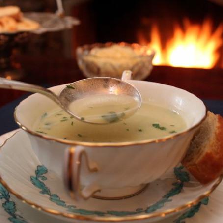 DIY: Garlic Soup