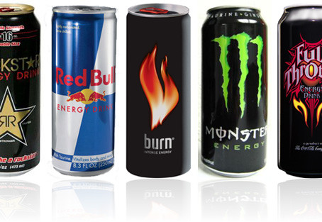 The Energy Drink Hype