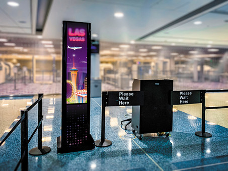 Synect Partners With VSBLTY to Bring Real Time Analytics to Airports