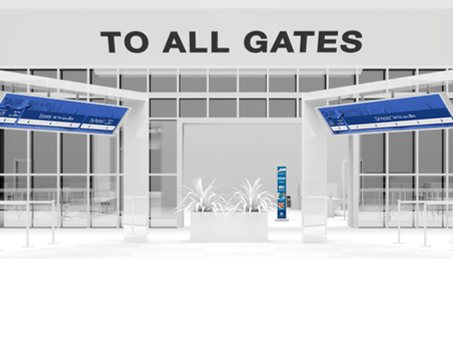 7 Ways LGA and Synect Enhanced Terminal B's Security Checkpoint