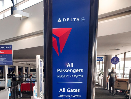 Delta Expands LAX Thermal Screening Using ReadySeeGo®