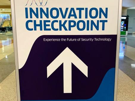 RSG at McCarran, TSA Checkpoint