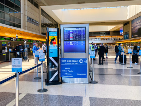 LAX launches Terminal Wellness Project with Thermal Cameras, ReadySeeGo