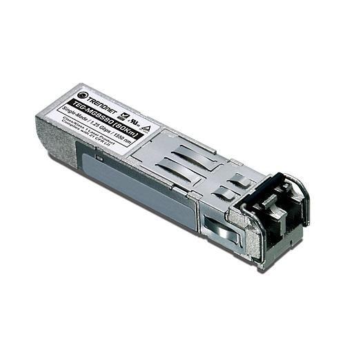 Trendnet TEG-MGBS80 Mini-GBIC Single-Mode LC Module (80KM)