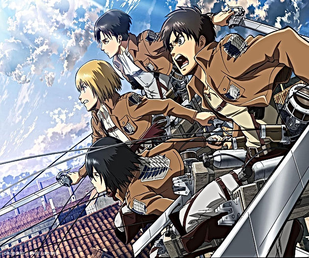 Attack On Titan 1 Ger Sub