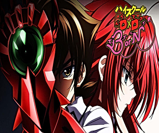 Highschool Dxd Staffel 3 Ger Dub