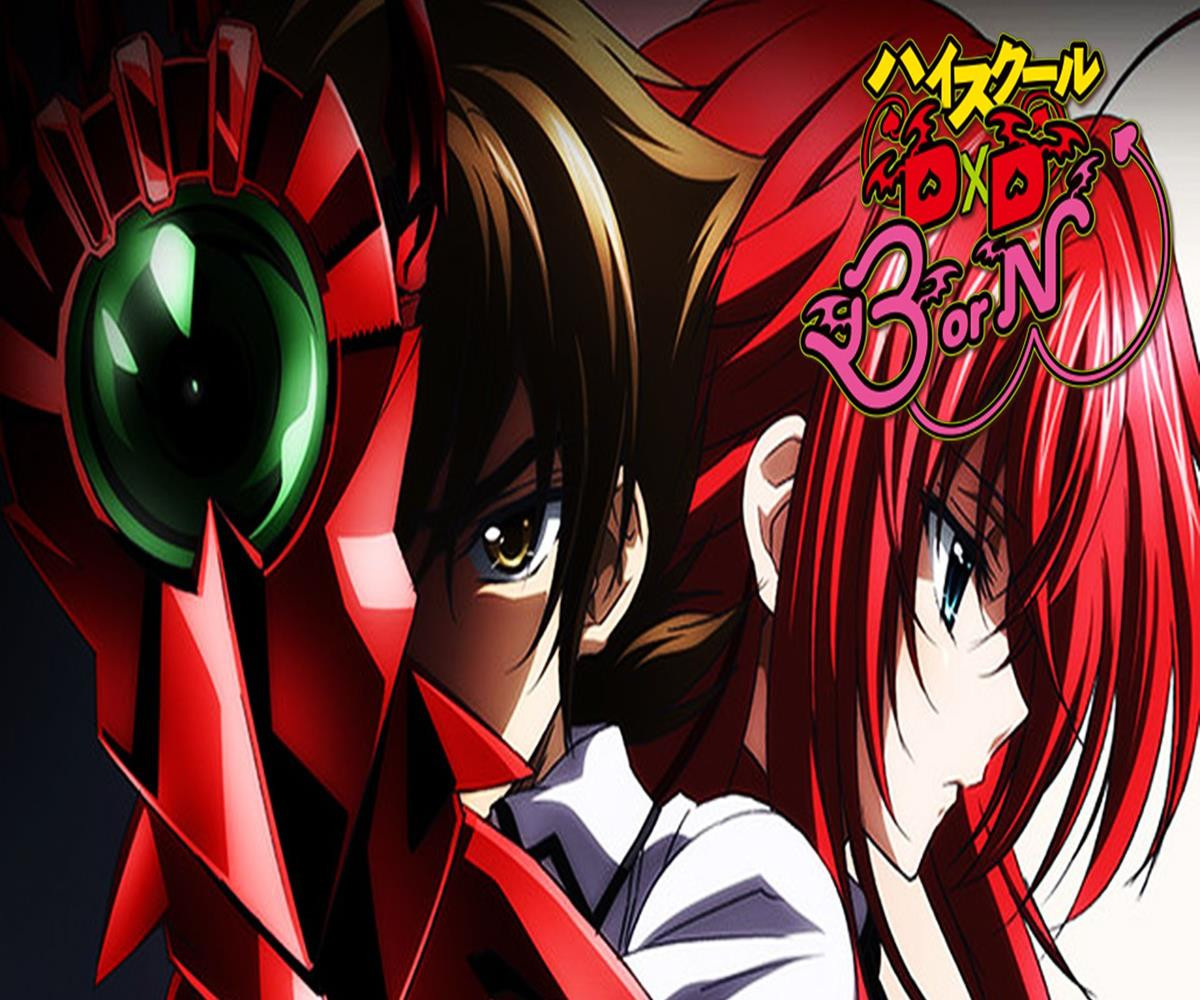 Highschool Dxd Staffel 3 Stream