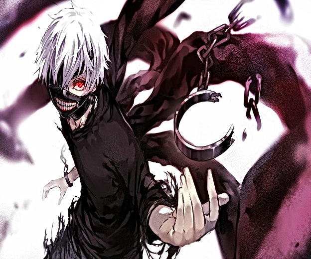 Tokyo Ghoul √A Ger Sub