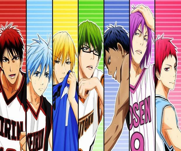Kuroko No Basket 3 Ger Sub