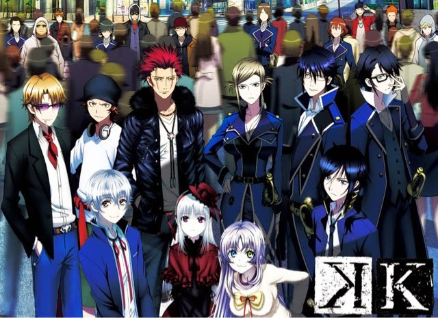 K Project Ger Sub