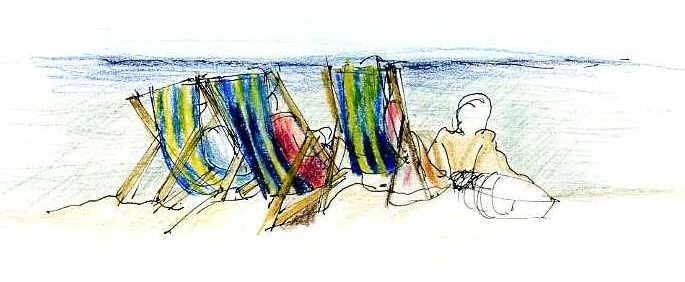 Beach scene 02