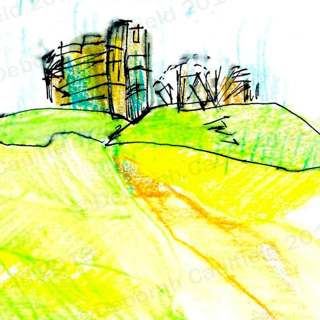 Donnington Castle, Newbury