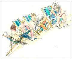 Beach scene (01)