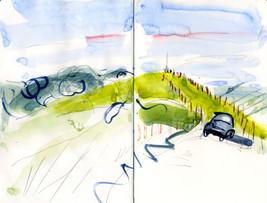 Walbury Hill 02