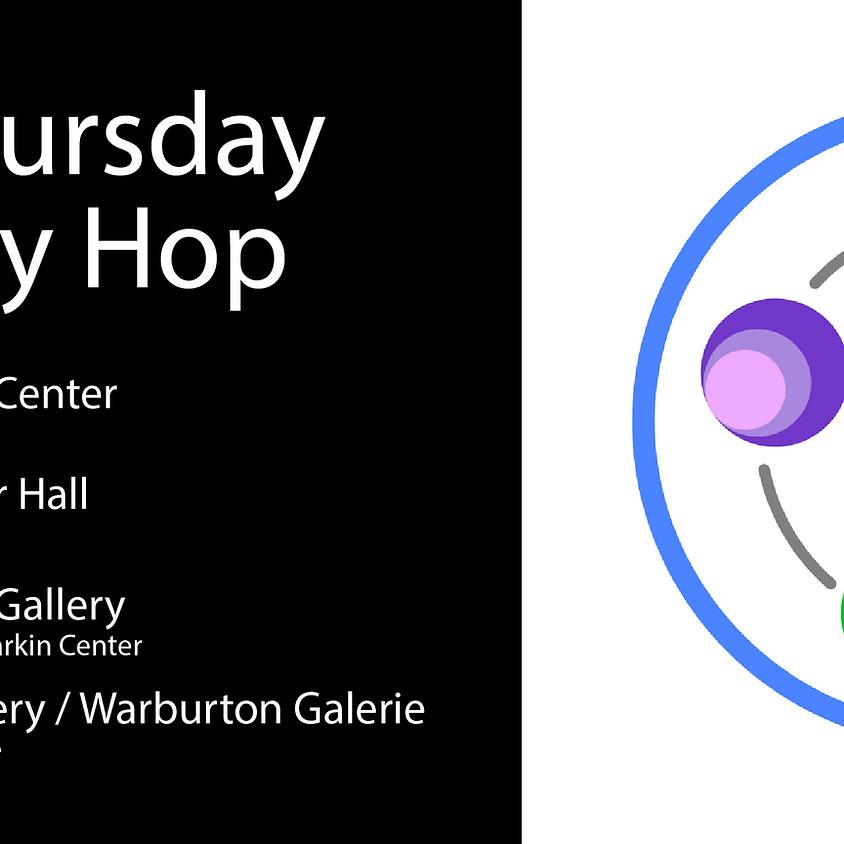Gallery Hop