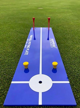 Colour Path Golf - Pure Roll Putting Plate