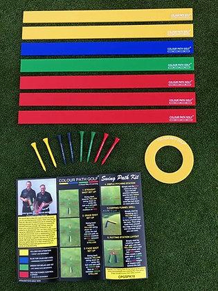 Colour Path Golf - Swing Path Starter Kit