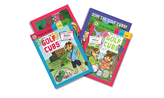 Golf Cubs Bundle - Magazines 1 and 2