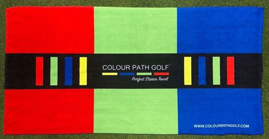Colour Path Golf - Training Towel