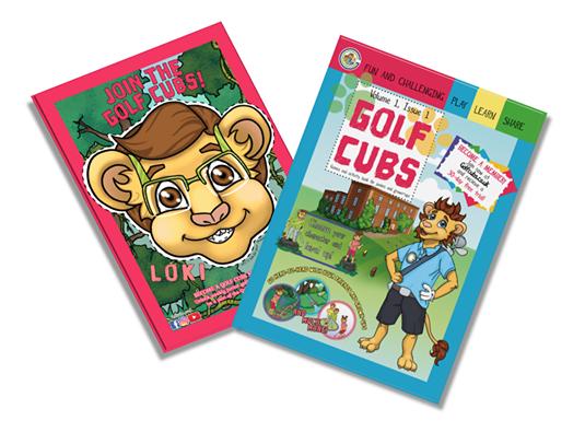 Golf Cubs Magazine - Volume 1 Issue 1