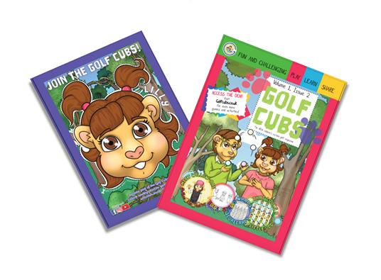 Golf Cub Magazine - Volume 1 Issue 2