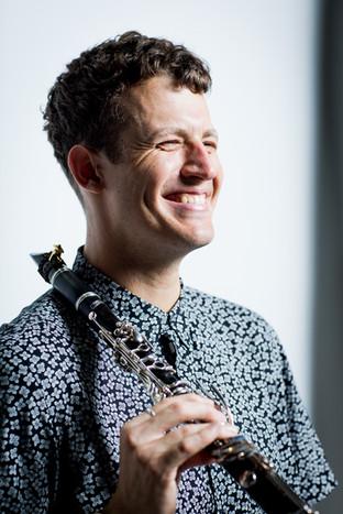 Jazz Clarinet- Gregory Agid- Smiles