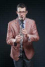 Jazz Clarinet New Orens Gregory agid
